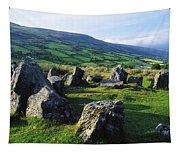 Ossians Grave, Co Antrim, Ireland Stone Tapestry