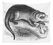 Otter, 1873 Tapestry