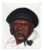 Ousmane Sembene Tapestry