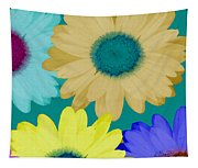Oversize Daisies Tapestry