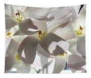 Oxalis Flowers Tapestry