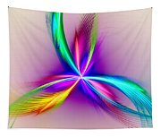 Pacock-feathers Tapestry