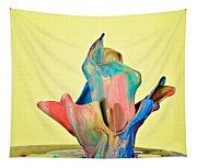 Paint Art Tapestry
