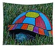 Painted Turtle Sprinkler Tapestry