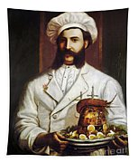 Palace Hotel Chef Tapestry