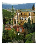 Palace Of The Arabian King - Ronda Tapestry