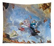 Palace Of Versailles Ceiling Art Tapestry