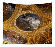Palace Of Versailles Ceiling Tapestry