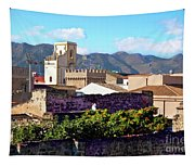 Palermo View Tapestry