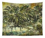 Palms Haiku Tapestry