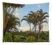Palms In Costa Rica Tapestry