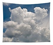 Panoramic Clouds Number 1 Tapestry
