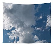 Panoramic Clouds Number 1o Tapestry