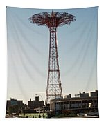 Parachute Drop Tapestry