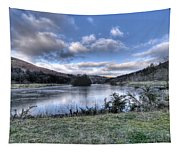 Parc Cwm Darran Frosty Morning Tapestry