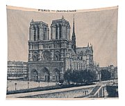 Paris - Notre Dame Tapestry