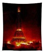 Paris Nights Tapestry
