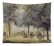 Paris: Tuilerie Gardens Tapestry