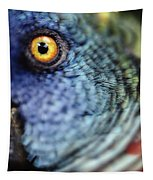 Parrot, Close Up Tapestry