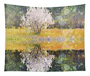 Pastel Memories Tapestry