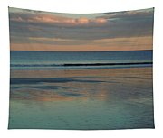 Pastel Reflections On The Coast Tapestry