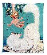 Pat That Cat Tapestry