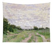 Path Through The Vines At Argenteuil Tapestry