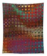 Pattern Study I Reflections Tapestry