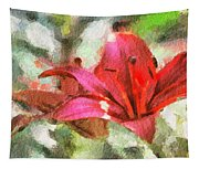 Patty's Perfect Lily Tapestry