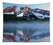 Paulina Peak Reflections Tapestry