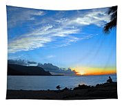 Peaceful Solitude Tapestry