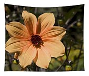 Peach Flower Tapestry