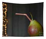 Pear With Straw Tapestry
