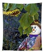 Peek-a-boo Tapestry