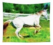 Pegasus Impression Tapestry