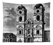 Peru: Jesuit Church, 1869 Tapestry
