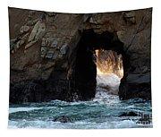Pfeiffer Rock Big Sur Tapestry