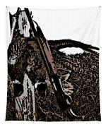 Pheasant Hunt Tapestry