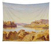 Philae - Egypt Tapestry
