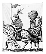 Philip II & Richard I Tapestry