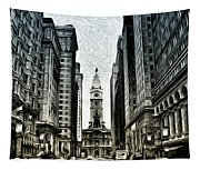 Philly - Broad Street Tapestry