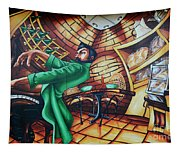 Piano Man 2 Tapestry