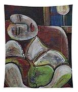 Picasso Dream For Luna Tapestry