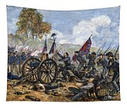 Picketts Charge, 1863 Tapestry