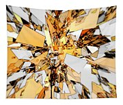 Pieces Of Gold Tapestry