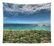 Pillbox View Of Mokulas Tapestry