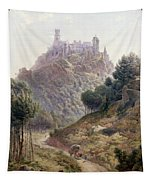 Pina Cintra Summer Home Of The King Of Portugal Tapestry