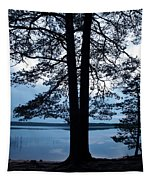 Pine Silhuette Tapestry