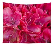 Pink Azalea Tapestry