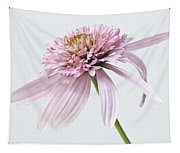 Pink Cone Flower Tapestry